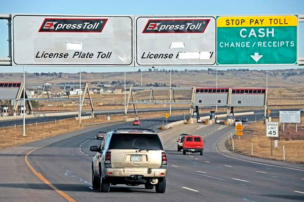 Colorado Toll Roads